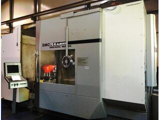 Фрезерный станок DMG DMC 70 H duoBlock-0