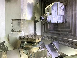 Фрезерный станок DMG DMC 80 H doubock-2
