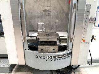 Фрезерный станок DMG DMC 80 H doubock-8