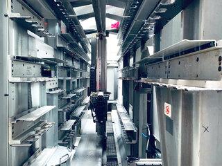 Фрезерный станок DMG DMC 80 U doublock  240 Wz., Г.  2006-10
