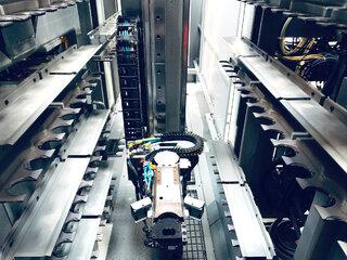 Фрезерный станок DMG DMC 80 U doublock  240 Wz., Г.  2006-11