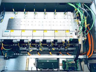 Фрезерный станок DMG DMC 80 U doublock  240 Wz., Г.  2006-13