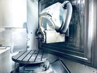 Фрезерный станок DMG DMC 80 U doublock  240 Wz., Г.  2006-4