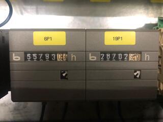 Фрезерный станок DMG DMF 220, Г.  2001-6