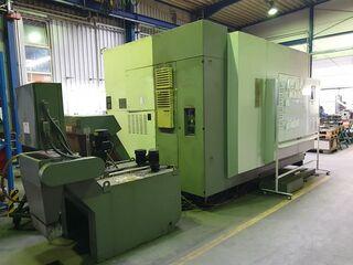 Фрезерный станок DMG DMU 125 T, Г.  1999-7