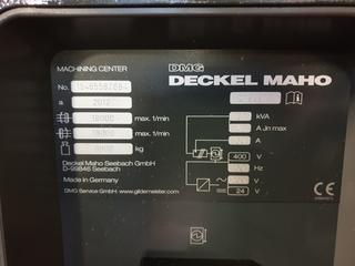Фрезерный станок DMG DMU 40 evo-2