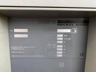 Фрезерный станок DMG DMU 50 (3+2), Г.  2004-5