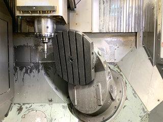 Фрезерный станок DMG DMU 50 eVo linear-6