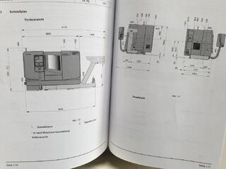 Токарный станок DMG Gildemeister CTX 450 ecoline-4