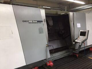 Токарный станок DMG GMX 400 Linear-0