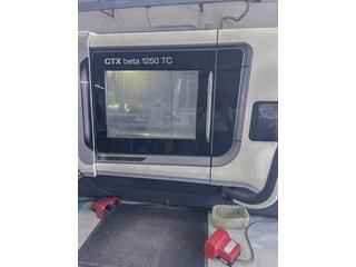 Токарный станок DMG Mori CTX beta 1250 TC-1