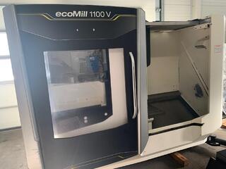 Фрезерный станок DMG MORI ecoMill 1100 V, Г.  2015-0