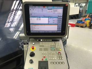 Токарный станок DMG NEF 600 V3-3