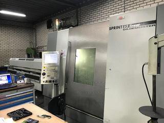 Токарный станок DMG Sprint 65 Linaer-0