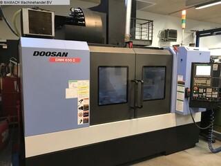 Фрезерный станок Doosan DNM 650 II-0