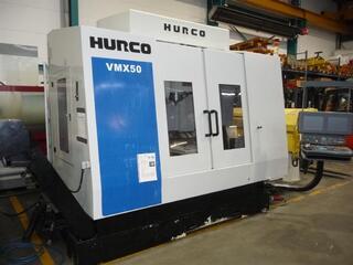 Фрезерный станок Hurco VMX 50 /40 T NC Schwenkrundtisch B+C axis-0