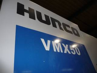 Фрезерный станок Hurco VMX 50 /40 T NC Schwenkrundtisch B+C axis-1