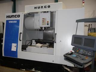 Фрезерный станок Hurco VMX 50 /40 T NC Schwenkrundtisch B+C axis-3