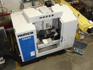 Фрезерный станок Hurco VMX 50 /40 T NC Schwenkrundtisch B+C axis-6