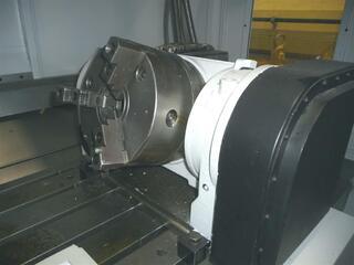 Фрезерный станок Hurco VMX 50 /40 T NC Schwenkrundtisch B+C axis-7
