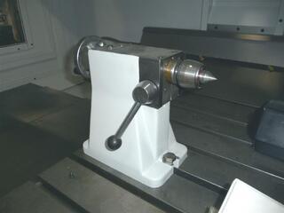 Фрезерный станок Hurco VMX 50 /40 T NC Schwenkrundtisch B+C axis-8