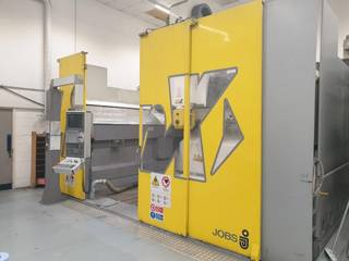 Фрезерный станок Jobs LinX Compact 5 Axis-1