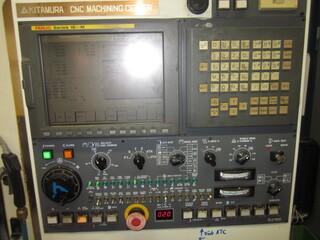 Фрезерный станок Kitamura Mycenter 1xif, Г.  2003-2