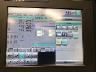 Фрезерный станок Matsuura MAM 72 35V, Г.  2014-6