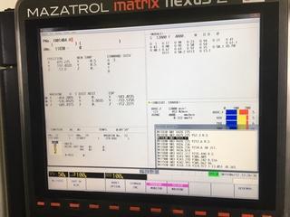 Фрезерный станок Mazak FJV 60/160-2