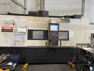 Токарный станок Mazak Integrex 400 IV ST-0