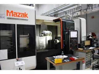 Токарный станок Mazak integrex i 400 S  1.500 U-0