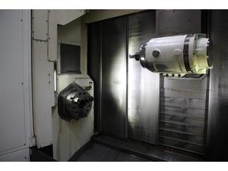 Токарный станок Mazak integrex i 400 S  1.500 U-2