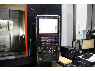 Токарный станок Mazak integrex i 400 S  1.500 U-5