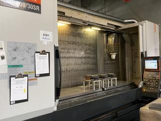Фрезерный станок Mazak VTC 800 - 30 SR-5