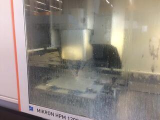 Фрезерный станок Mikron HPM 1200 HD-1