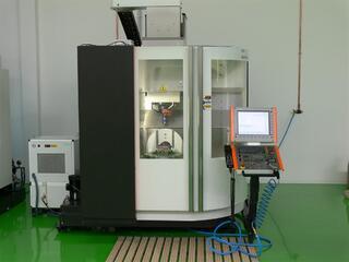 Фрезерный станок Mikron UCP 600 Vario, Г.  2011-1