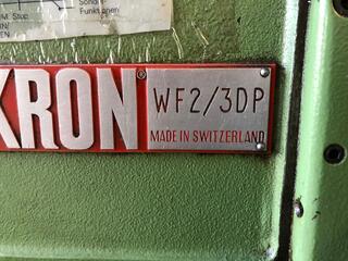 Фрезерный станок Mikron WF3 DP, Г.  1900-1