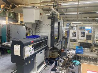 Токарный станок Mori Seiki NL 2500 SMC  700-14