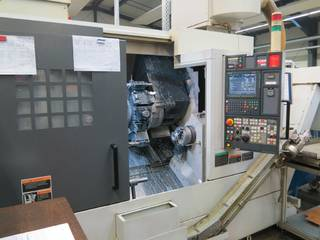 Токарный станок Mori Seiki NL 2500 SY / 700-0