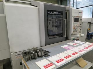 Токарный станок Mori Seiki NL 3000 Y-0