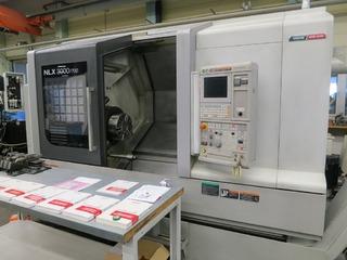 Токарный станок Mori Seiki NL 3000 Y-4