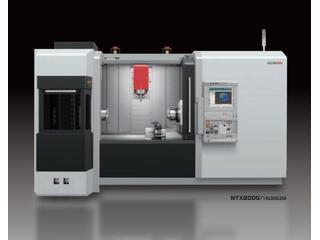 Токарный станок Mori Seiki NTX 2000 SZM 1500-0