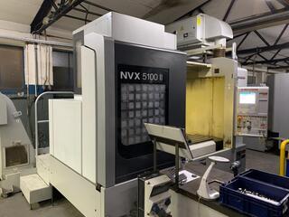Фрезерный станок Mori Seiki NVX 5100 II 40-1