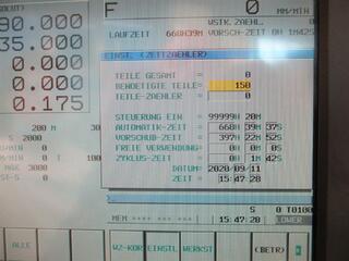 Токарный станок Nakamura WT 250 MMY-10