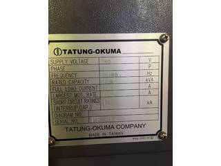 Токарный станок Okuma Genos L400-E-4