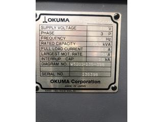 Токарный станок Okuma LU 300 M 2SC 600-7