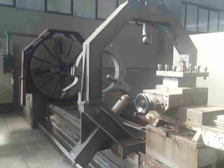 Токарный станок Pontigia PH 800 E CNC-10