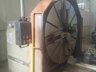 Токарный станок Pontigia PH 800 E CNC-11