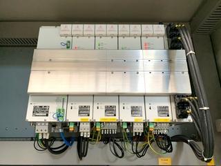 Фрезерный станок Quaser UX 600 - 15C-7