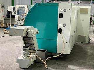 Токарный станок TOS SBL 500 CNC-12